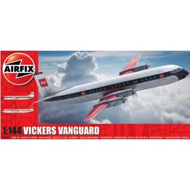 Airfix Airfix - Vickers Vanguard - BEA / Invicta  - 1:144