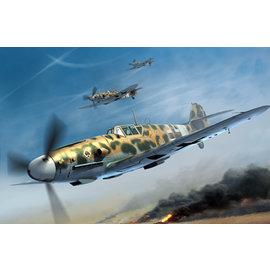 Trumpeter Trumpeter - Messerschmitt Bf 109G-2/Trop - 1:32