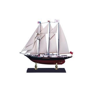Aoshima Sir Winston Churchill - 3-Mast Topsail-Schooner - 1:350