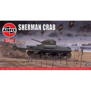 Airfix Sherman Crab - Vintage Classic - 1:76