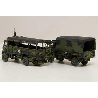 Airfix Bedford QLD/QLT Trucks - 1:76