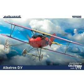 Eduard Eduard - Albatros D.V - Weekend Edition - 1:72