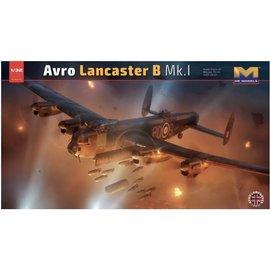 Hong Kong Models HKM - Avro Lancaster B Mk. 1 - 1:32