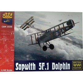 Copper State Models Copper State Models - Sopwith 5F.1 Dolphin - 1:48