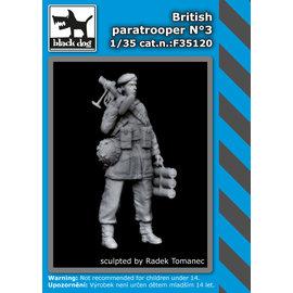 Black Dog Black Dog - British Paratrooper No.3 (1 fig.) - 1:35