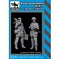 Black Dog British Paratroopers Set No.2 (2 fig.) - 1:35