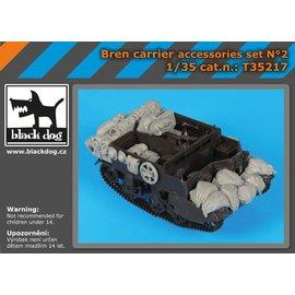 Black Dog Black Dog -  Bren carrier accesories set 2 - 1:35