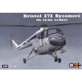 AMP AMP - Bristol 171 Sycamore Mk 52/Mk 14/HR14 - 1:48