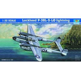 Trumpeter Trumpeter - Lockheed P-38 L-5-LO Lightning - 1:32