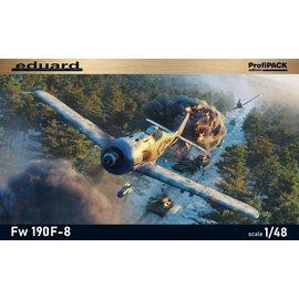 Eduard Eduard - Focke Wulf Fw 190F-8 - Profipack - 1:48