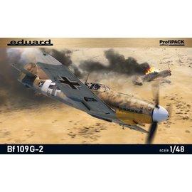 Eduard Eduard - Messerschmitt Bf 109G-2 - Profipack - 1:48