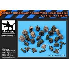 Black Dog Black Dog - German Bundeswehr equipment accessor. Set - 1:35