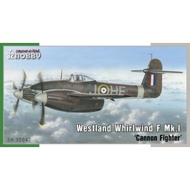 """Special Hobby Special Hobby - Westland Whirlwind Mk.I """"Cannon Fighter"""" - 1:32"""