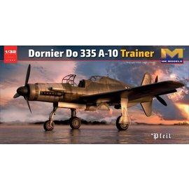 Hong Kong Models HKM - Dornier Do 335A-10 Trainer - 1:32