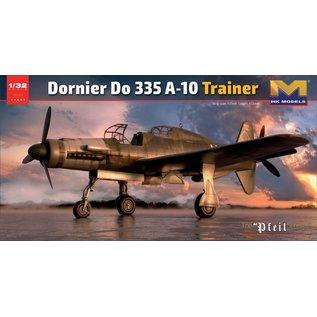 Hong Kong Models Dornier Do 335A-10 Trainer - 1:32