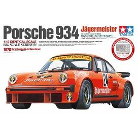 TAMIYA Tamiya - Porsche 934 Jägermeister - 1:12