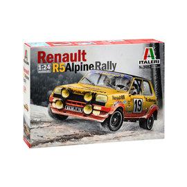 Italeri Italeri - Renault R5 Alpine Rally - 1:24