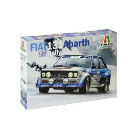 Italeri Italeri - Fiat 131 Abarth Rally - 1:24