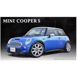 Fujimi Fujimi - Mini Cooper S - 1:24