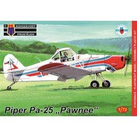 "Kovozávody Prostějov Kovozávody Prostějov - Piper Pa-25 ""Pawnee"" - 1:72"