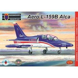 Kovozávody Prostějov Kovozávody Prostějov - Aero L-159B Alca - 1:72