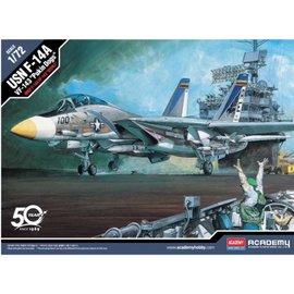 "Academy Academy - Grumman F-14A - VF-143 ""Pukin Dogs"" - 1:72"