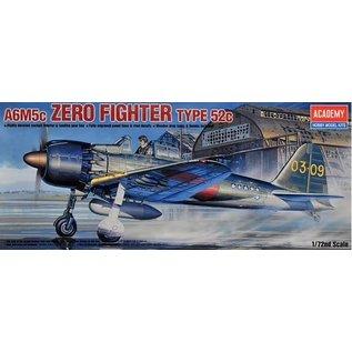 "Academy Mitsubishi A6M5c Type 52c ""Zero"" - 1:72"