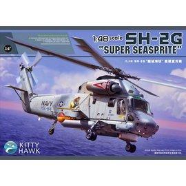 """Kitty Hawk Kitty Hawk - SH-2G """"Super Seasprite"""" in 1:48"""