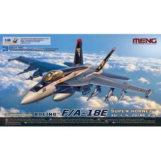 MENG Boeing F/A-18E Super Hornet - 1:48