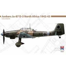 Hobby 2000 Hobby 2000 - Junkers Ju 87D-3 North Africa 1942-43 - 1:48
