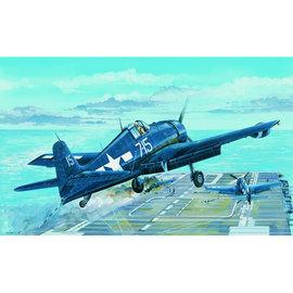 Trumpeter Trumpeter - Grumman F6F-5N ''Hellcat'' Night-Fighter - 1:32