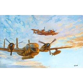Roden Roden - Grumman OV-1B / OV-1C Mohawk  - 1:48