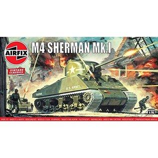 Airfix Sherman M4 Mk. I - Vintage Classics - 1:76