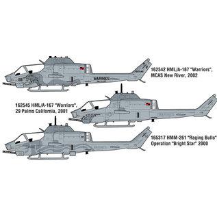 "Academy AH-1W USMC ""NTS Update"" - 1:35"