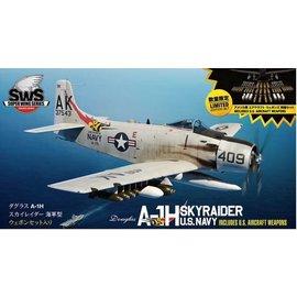 Zoukei-Mura Zoukei-Mura - US Navy A-1H Skyraider w/ Weapons - 1:32