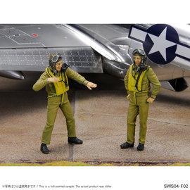 Zoukei-Mura Zoukei-Mura - P-51D Briefing Set - 1:32