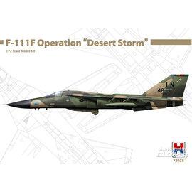 "Hobby 2000 Hobby 2000 - General Dynamics F-111F Operation "" Desert Storm "" - 1:72"