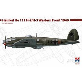 Hobby 2000 Hobby 2000 - Heinkel He 111 H-2/H-3 Western Front 1940 - 1:72