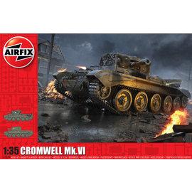 Airfix Airfix - Cruiser Mk.VIII A27M Cromwell Mk.VI - 1:35