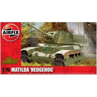 """Airfix Matilda II """"Hedgehog"""" - Vintage Classics - 1:76"""
