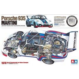 TAMIYA Tamiya - Porsche 935 Martini - inkl. PE-Teilen - 1:12