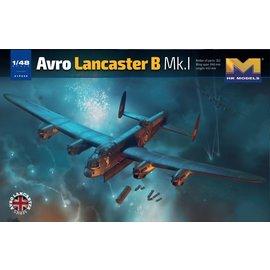 Hong Kong Models HKM - Avro Lancaster B MK.1 - 1:48