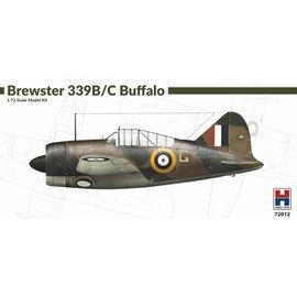 Hobby 2000 Hobby 2000 - Brewster 339 B/C Buffalo - 1:72