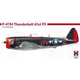 Hobby 2000 Hobby 2000 - Republic P-47M Thunderbolt 61st Fighter Squadron - 1:72
