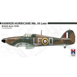 "Hobby 2000 Hobby 2000 - Hawker Hurricane Mk. IA Late ""British Aces 1940"" - 1:72"