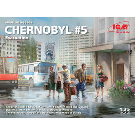 ICM ICM - Chernobyl #5. Extraction (4 adults, 1 child and luggage) - 1:35