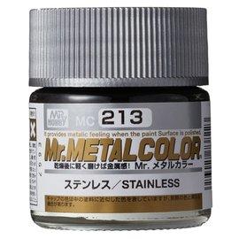 Mr. Hobby Mr. Hobby - Mr. Metal Color Stainless / Rostfreier Stahl