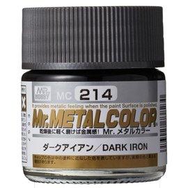 Mr. Hobby Mr. Hobby - Mr. Metal Color Dark Iron / Dunkles Eisen