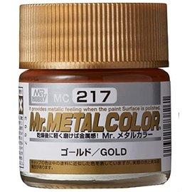 Mr. Hobby Mr. Hobby - Mr. Metal Color Gold