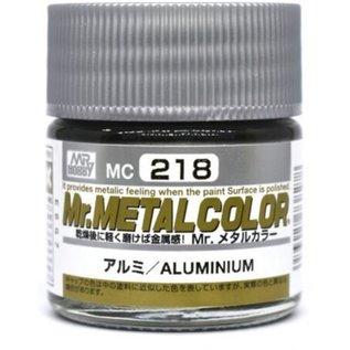 Mr. Hobby Mr. Metal Color Aluminium